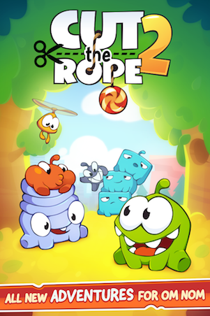 Cut the Rope GOLD - Apps on Google Play