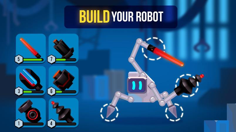 Zeptolab's new game Robotics is available for pre-order